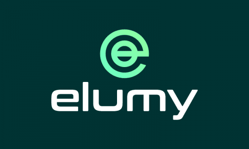 Elumy - Technology domain name for sale