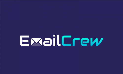 Emailcrew - Technology product name for sale