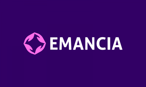 Emancia - Business domain name for sale