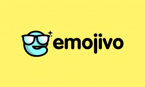 Emojivo - Social startup name for sale