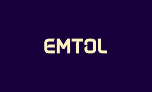 Emtol - Business domain name for sale