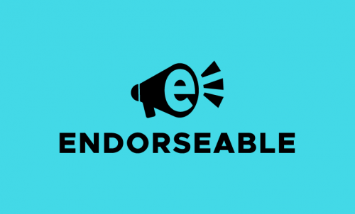 Endorseable - Advertising company name for sale
