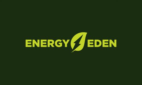 Energyeden - Environmentally-friendly company name for sale