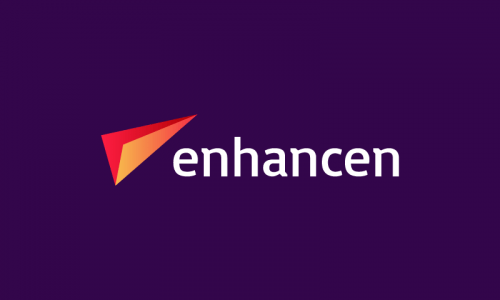 Enhancen - E-commerce domain name for sale