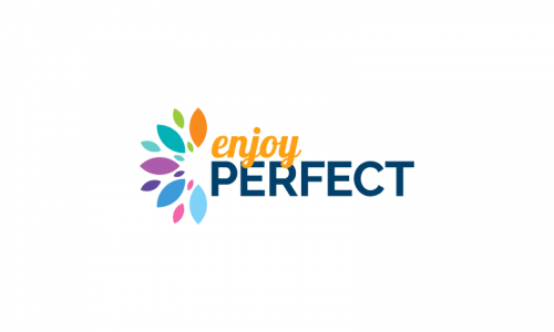 Enjoyperfect - Friendly startup name for sale