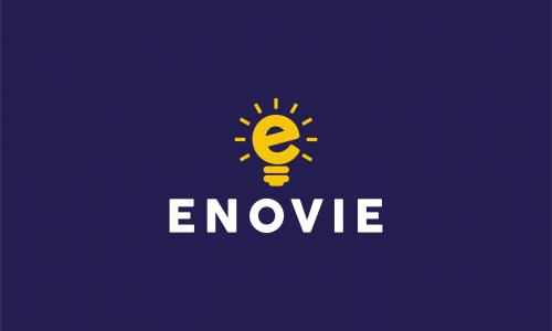 Enovie - Marketing startup name for sale