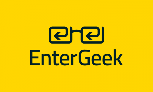 Entergeek - Technology company name for sale