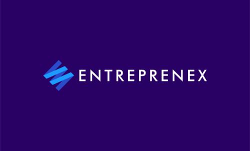 Entreprenex - Brandable startup name for sale