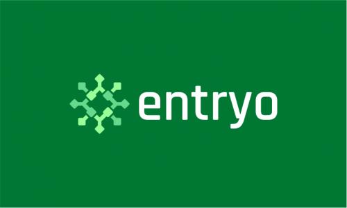 Entryo - Recruitment domain name for sale