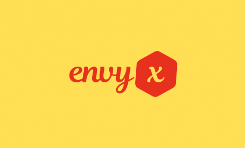 Envyx - Contemporary business name for sale