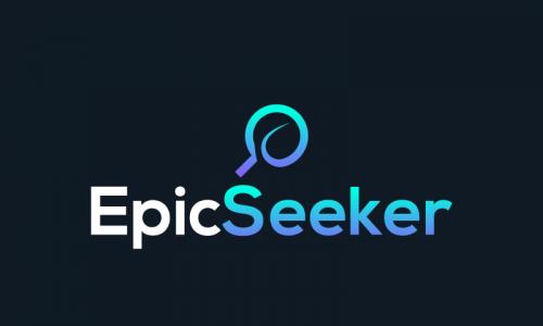 Epicseeker - Business domain name for sale