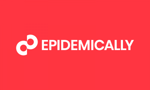 Epidemically - Health startup name for sale