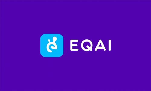 Eqai - Modern domain name for sale