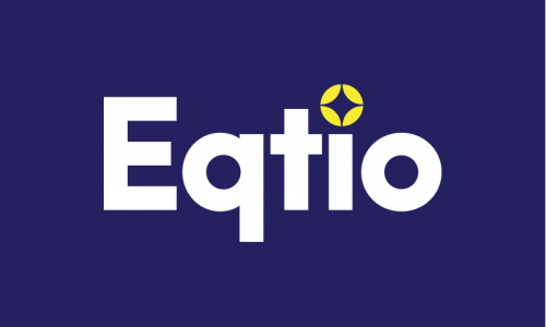 Eqtio - Contemporary domain name for sale