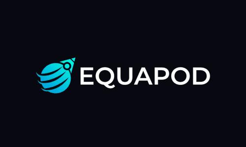 Equapod - Travel company name for sale