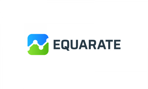Equarate - Finance startup name for sale
