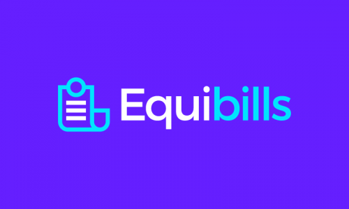 Equibills - Accountancy company name for sale