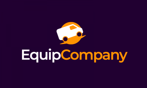 Equipcompany - E-commerce business name for sale