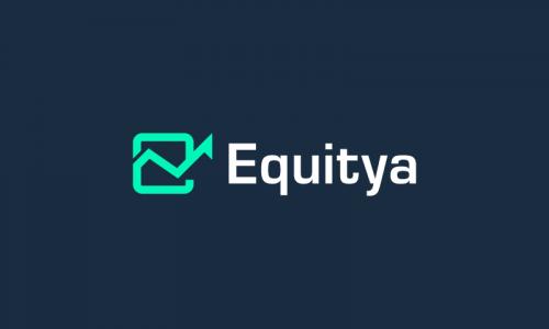 Equitya - Finance business name for sale