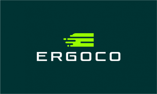 Ergoco - Fitness startup name for sale
