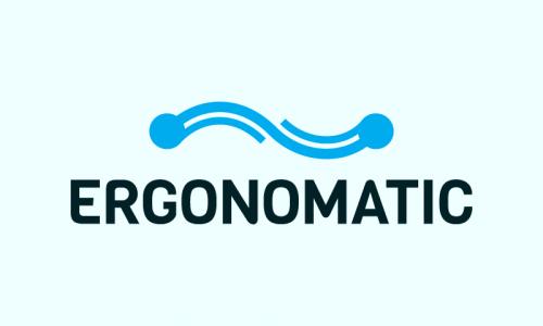 Ergonomatic - Modern brand name for sale