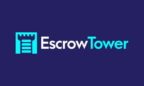 Escrowtower - Technology startup name for sale