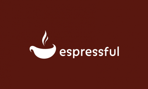 Espressful - E-commerce domain name for sale