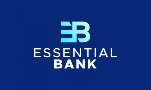 Essentialbank - Banking startup name for sale