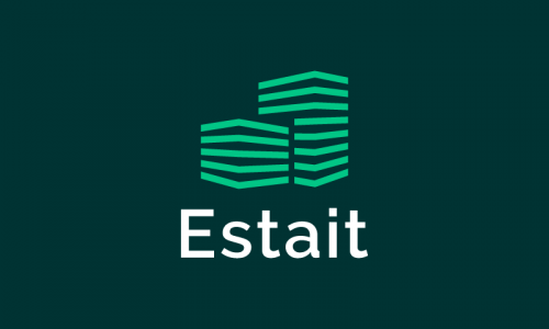 Estait - Real estate product name for sale