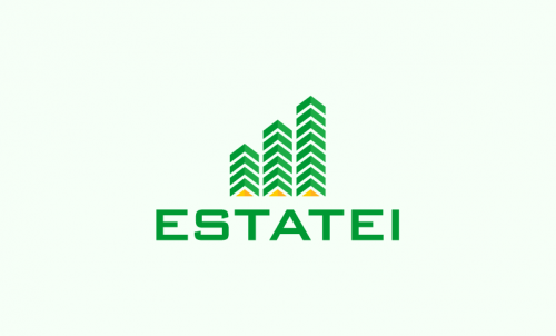 Estatei - Real estate startup name for sale