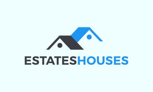 Estateshouses - Marketing company name for sale