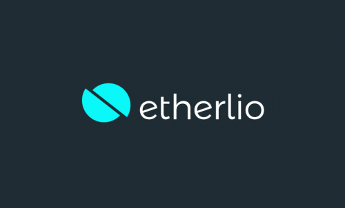Etherlio - Cryptocurrency company name for sale