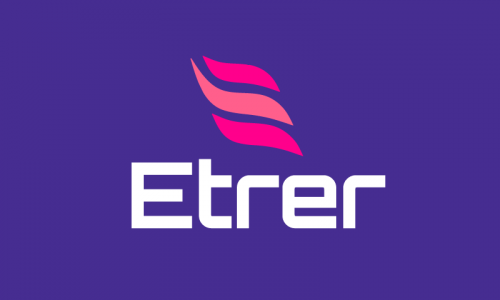 Etrer - E-commerce company name for sale