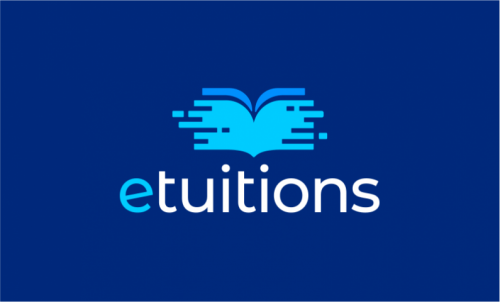 Etuitions - Education startup name for sale