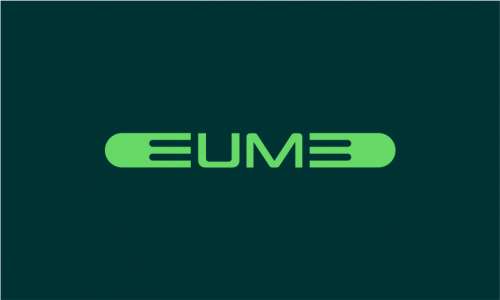 Eume - Retail startup name for sale