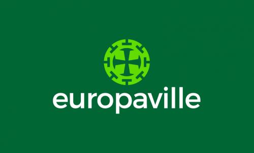 Europaville - E-commerce domain name for sale