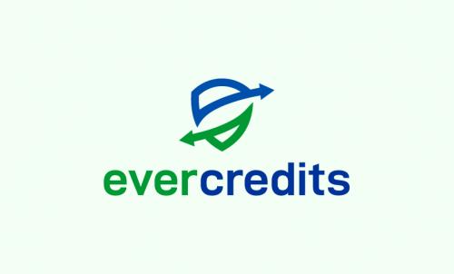 Evercredits - Finance brand name for sale