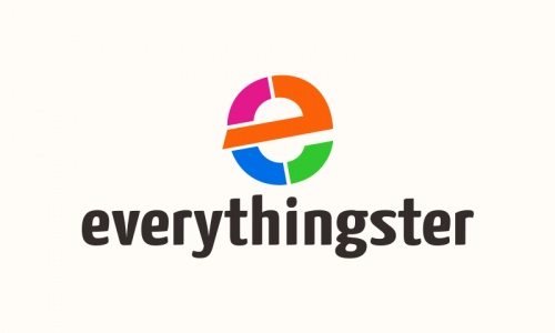 Everythingster - Finance company name for sale
