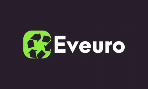 Eveuro - Technology startup name for sale