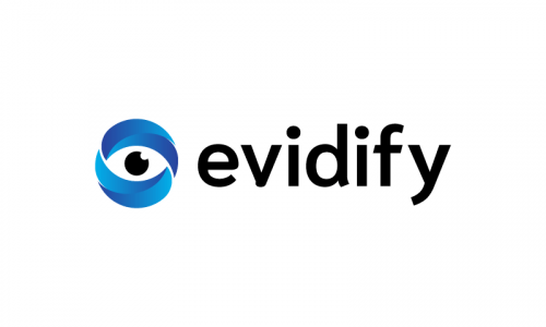 Evidify - Invented domain name for sale