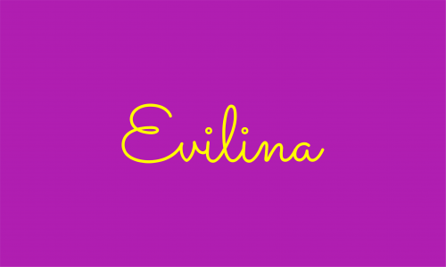Evilina - Audio brand name for sale
