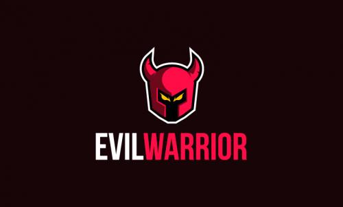 Evilwarrior - Media startup name for sale