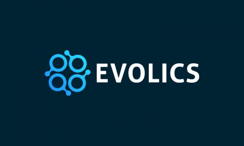 Evolics - Biotechnology startup name for sale