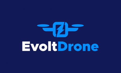Evoltdrone - Electronics startup name for sale