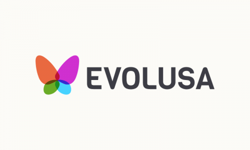Evolusa - Research domain name for sale