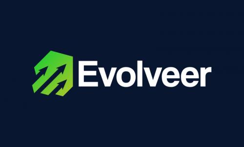 Evolveer - Technology business name for sale