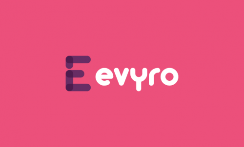 Evyro - Brandable brand name for sale