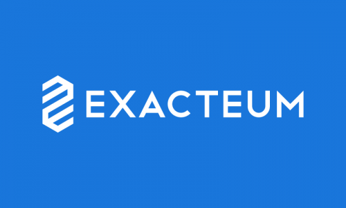 Exacteum - Logistics domain name for sale