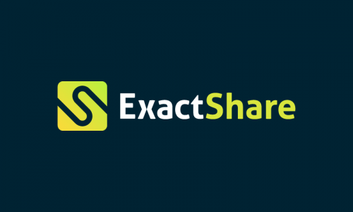 Exactshare - Business company name for sale
