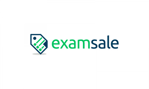 Examsale - Media startup name for sale